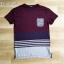 Bershka Men's Pocket Detail T-Shirt ( new update 20-01-17) thumbnail 3