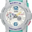 CASIO Baby-G Standard Analog Digital Ladies Watch รุ่น BGA-180-3BDR thumbnail 1
