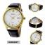 Seiko นาฬิกาข้อมือ สายหนังแท้รุ่น SUR226P1 thumbnail 3