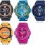 นาฬิกาผู้หญิง CASIO รุ่น BGA-210-2BDR thumbnail 9