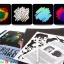 Scratch Cards- Underwater world ชุดศิลปะขูดพร้อม stencil thumbnail 6