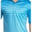 PRO TOUR Front Linear Gradient Polo Shirt thumbnail 4