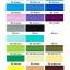 เส้นพลาสติกสานสีพื้น 30มม. 0.5กก. thumbnail 2