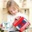 Mini Accordion For Kids - Blue แอคคอร์ดเดียนสำหรับเด็ก thumbnail 3