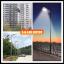 SL03H - โคมไฟถนนโซล่าเซลล์อัจฉริยะรุ่น 30W All-in-one solar street light Hi-Spec thumbnail 1