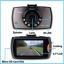 กล้องติดรถยนต์ราคาถูก Car camcorder G30 2.7 inch Full HD1080P สีดำ thumbnail 2