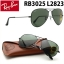 Ray Ban Aviator RB3025 L2823 size 58mm. thumbnail 4