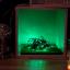 ES06 ไฟประดับโซล่าเซลล์ 100LED 12เมตร สีเขียว thumbnail 11
