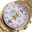 SEIKO Sport นาฬิกาข้อมือผู้ชาย Chronograph สีทองหน้าปัดขาว รุ่น SSB286P1 thumbnail 2