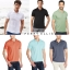 Perry Ellis Pima Cotton Texture Polo thumbnail 1