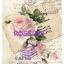 ROSE018 กระดาษแนพกิ้น 21x30ซม. ลายกุหลาบ thumbnail 1