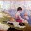 จิ๊กซอว์ ภาพศิลป์ระดับโลก Jigsaw Puzzle World class artists - Bathers at Asnières thumbnail 1