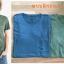 Abercrombie & Fitch Garment Dye Henley Short Sleeve T-Shirt thumbnail 3