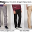 RSQ New York Slim Straight Mens Pants thumbnail 1