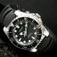 นาฬิกา SEIKO รุ่น SKA371P2 Kinetic Dive Silver-Tone Watch thumbnail 3
