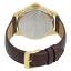 Seiko นาฬิกาข้อมือ สายหนังแท้รุ่น SUR252P1 thumbnail 5