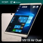 ONDA V919 AIR 32GB Black Gold 2 ระบบ Win. 10/Android 4.4 จอ 9.7นิ้ว RETINA แถมคีย์บอร์ดบูลทูธ