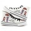 รองเท้าผ้าใบ Tome note Yaoi ver12