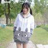 Preorder เสื้อฮู๊ดมีซิป Totoro