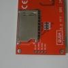 จอ QVGA ขนาด 240*320 พร้อม SD Card slot