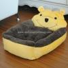 ที่นอนสุนัข ลายหมีพูห์ (M)