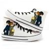 รองเท้าผ้าใบ Tome note Yaoi ver16