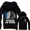 Preorder เสื้อฮู๊ดดี้ ATTACK ON TITAN