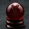 แก้วมณีนาคราช (เพชรพญานาค)สีแดง