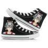 Preorder รองเท้าผ้าใบ Kuroko 04