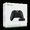 Xbox One S Controller + Adapter for Windows - Black (Gen 3) (Wireless & Bluetooth) (Warranty 3 Month)