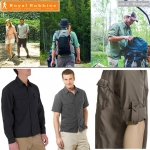 Royal Robbins Men's Boise Shirt ( Short & Long Sleeve )
