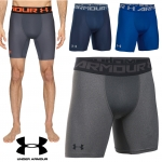 "UNDER ARMOUR HEATGEAR II COMPRESSION 6"" INSEAM"