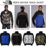 The North Face Men's Dryver Track Jacket