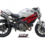 SC Project Racer for Ducati Monster 795/796