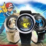Preorder นาฬิกาหน้าจอสัมผัส 2016 Pokemon go team ลิขสิทธิ์แท้