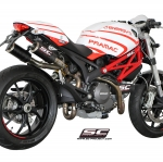 SC Project CRT for Ducati Monster 795/796