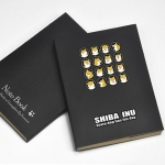 Preorder สมุดจดบันทึก ชิบะ อินุ SHIBA INU ver 6