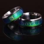 Preorder แหวนเปลี่ยนสีตามอุณห๓มิ DOTA