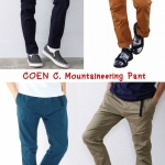 COEN C. Mountaineering Pants