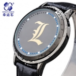 Preorder นาฬิกา Led ระบบจอสัมผัส Death Note L 2015 ver 2