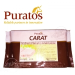 Puratos Carat Coverliq Strawberry Coating