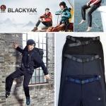 BLACK YARK MEN' S LIGHTWEIGHT PANT