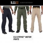 5.11 Men's Stryke Motor Pants With Flex Tac