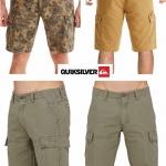 Quiksilver Kongo Cargo Shorts