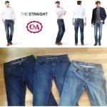 C & A Bio The Straight Jean