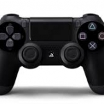 จอย PS4: Dual Shock 4 Black (Warranty 3 Month)