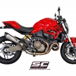 Ducati Monster 821 Conic