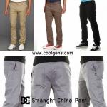 DC Stranght Chino Pants ( มาเพิ่มค่ะ )