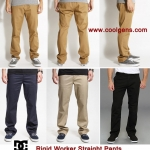 DC Rigid Worker Straight Pants ( 100 % Cotton )