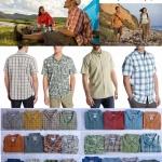 Columbia Short Sleeve Shirts